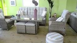 Rattan furniture Siesta Group