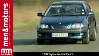 1998 Toyota Avensis Review