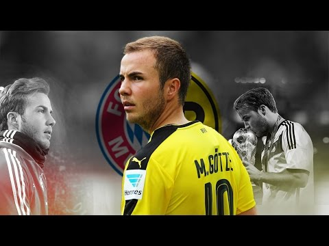 Mario Götze | Is It Over? - Borussia Dortmund 2016/2017 HD