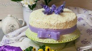 Easy Wedding Cake - Jak zrobić prosty tort ślubny   Ugotowani.tv HD