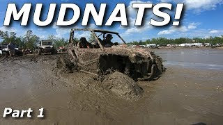 MudNats 2019 Part 1! Total Talon 1000R and Ranger MUDLYFE!
