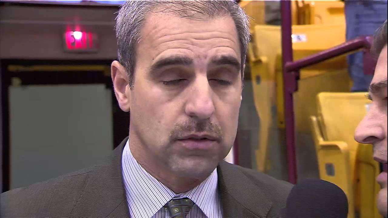 Tom Anastos, Jake Hildebrand on Win Over Gophers