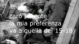 LA GUERRA DEL 15 -18 (Brassens in italiano) - COROPERCASO Ferrara