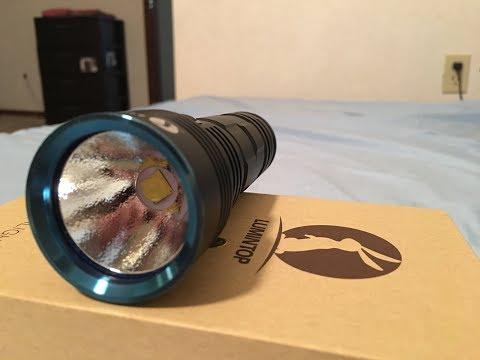 Lumintop ODF30C 3,500 Lumens! XHP70.2 Rechargeable Model