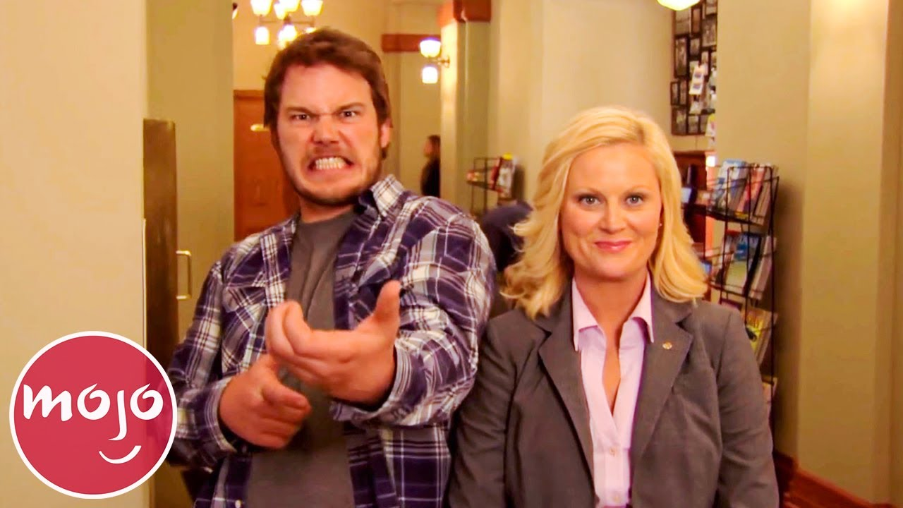 Download Top 10 Unscripted Parks and Recreation Moments That Were Kept in the Show