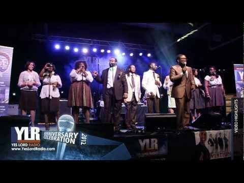 Vincent Tharpe and Kenosis LIVE at Yes Lord Radio Anniversary Party 2012