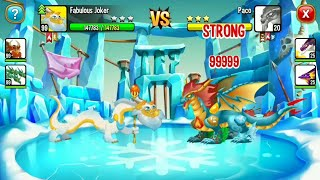 Baixar OVER 9999 DAMAGE | DRAGON CITY RANDOM FIGHT #3