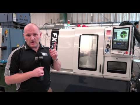 MTD Education - 60 Seconds – CNC Grinding