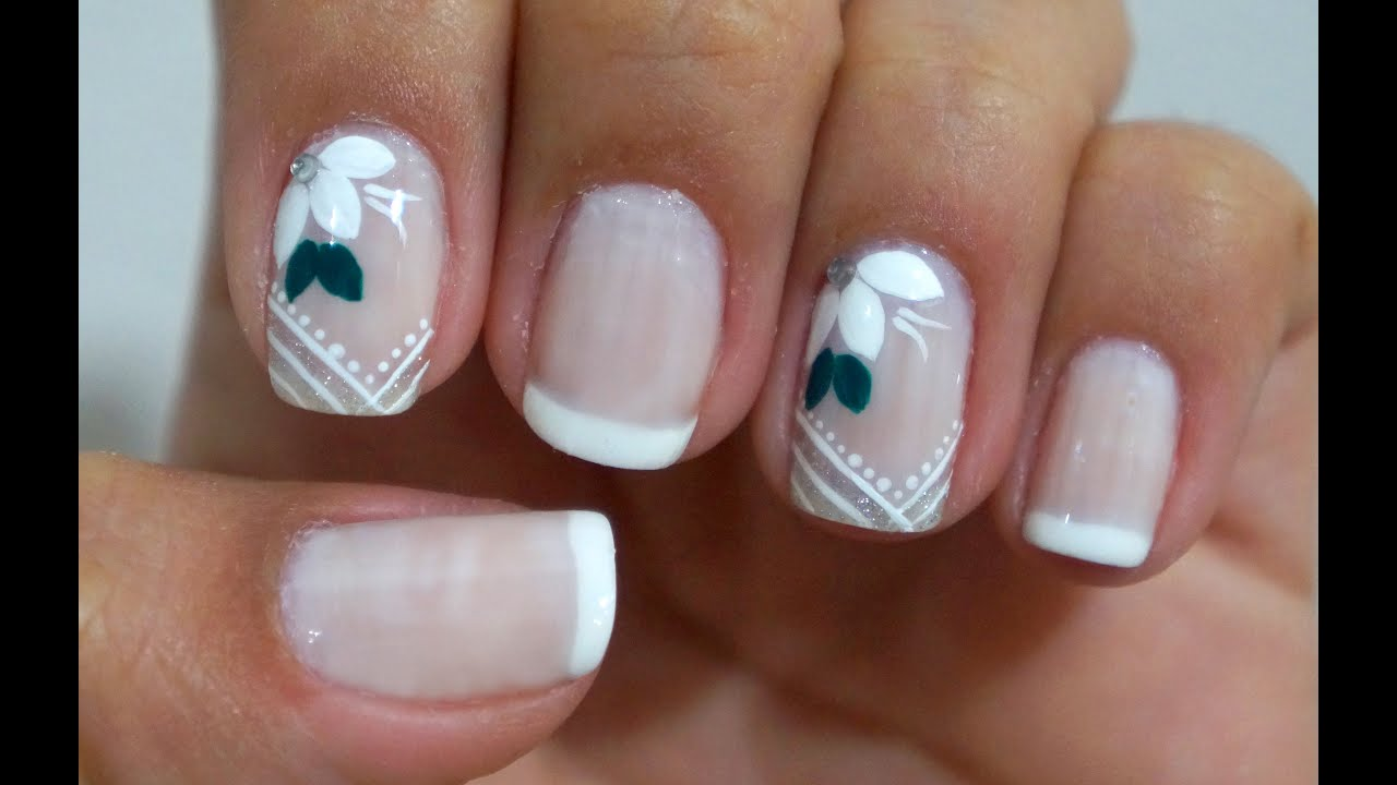 Delicate Nails For Easy To Make Hands