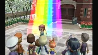 Harvest Moon: Tree of Tranquility - The Best Rainbow Ever + Ending Credits