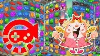 360° Video - Candy Crush Saga