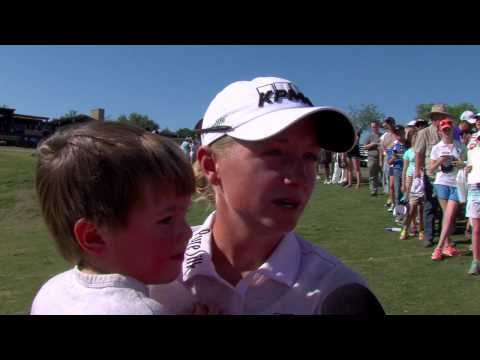 Stacy Lewis' Winner's Interview at the 2014 North Texas LPGA Shootout