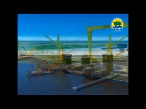 Estaleiro EBR Novo Video