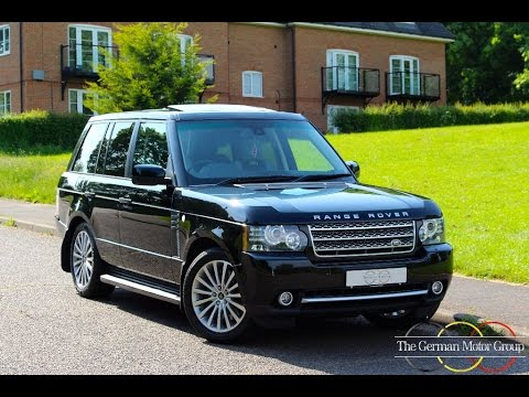 range rover 5 0 v8 supercharged autobiography 2011 60. Black Bedroom Furniture Sets. Home Design Ideas