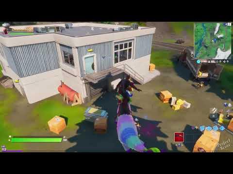 Fortnite Boss 'ların Lokasyonu Ve Silahları (Güncel)