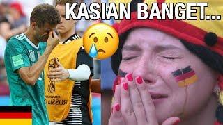 Download Video KASIAN...Ekspresi Pemain & Suporter Jerman | Piala Dunia 2018 MP3 3GP MP4