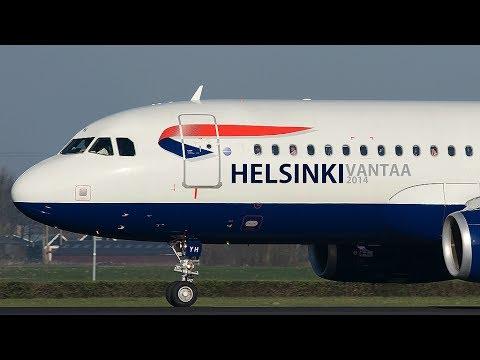 MY FLIGHT TO HELSINKI - FINLAND | 2014