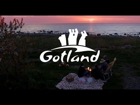 Leva på Gotland.