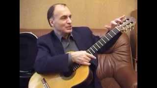 1.  Ю. Кузнецов  Уроки игры на гитаре. Вступление