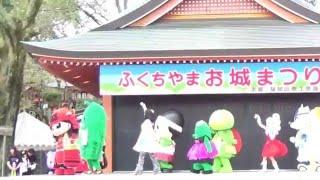 福知山お城まつり いとうまゆさんのステージ2016.4.3