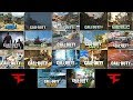 Custom Map Trickshot On EVERY Call Of Duty Game Made