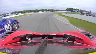 PWC 2017 - Chris Beaufait GTS #45 - Onboard Highlights at Canadian Tire Motorsports Park V2