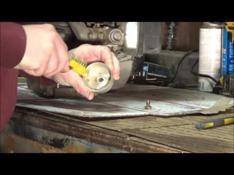 Tecumseh Snowblower Quick Carburetor Cleaning