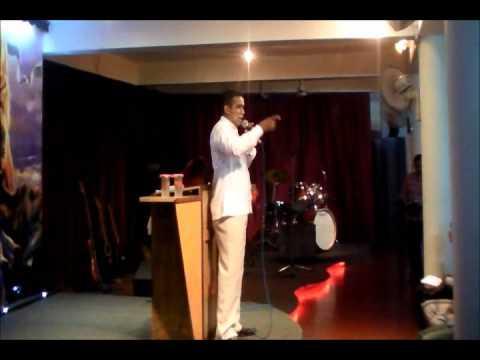 Rev. Conrad de Silva - Four Blessings of Knowing God (Sinhala)