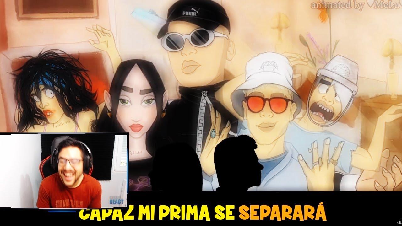 MAMICHULA - Trueno, Nicki Nicole, Bizarrap (Parodia Oficial) | ft. LICK | JAJAJAJAJAJA
