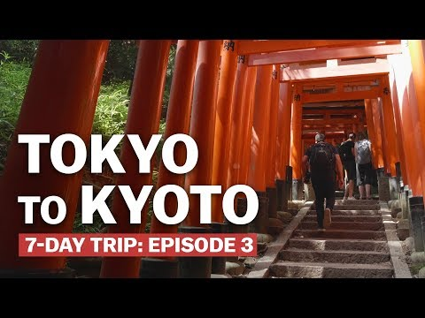 7-Day Trip From Tokyo To Kyoto: Episode 3 | Japan-guide.com