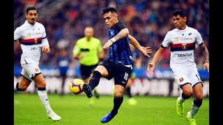 Lautaro Martínez vs Genoa(03/11/2018)18-19 HD 720p by轩旗