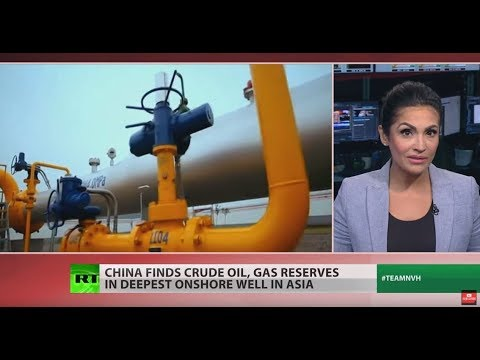 China finds major oil and gas field