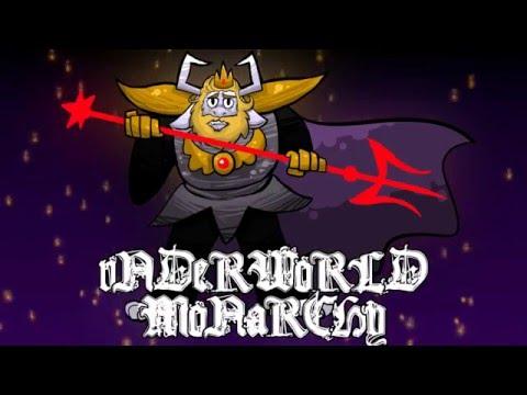 [Neutral Spoilers] DM vs. POCKET - uNDeRWoRLD MoNaRCHy (Undertale Remix 7)