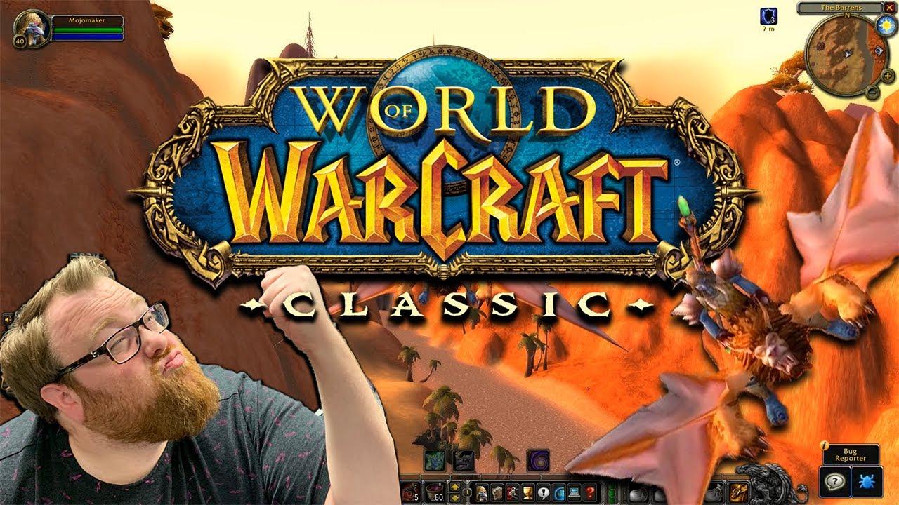 World Of Warcraft Beginning