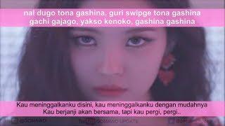 LIRIK SUNMI - GASHINA by GOMAWO [Indo Sub]