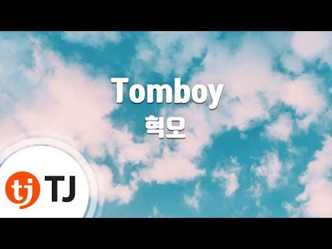 [TJ노래방] Tomboy - 혁오(hyukoh) / TJ Karaoke