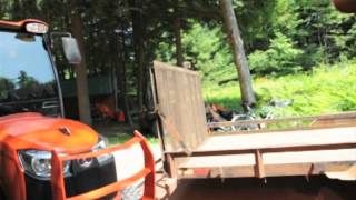 Kubota Whole Set Up 2014 Remember Auto Burn  Rpm Rabbit Always!