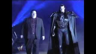 WWF The UnderTaker & Ministry Of Darkness - First Theme