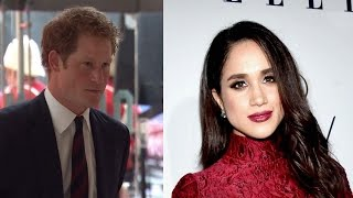Prince Harry Urges the Press to Back Off of His Girlfriend Meghan Markle