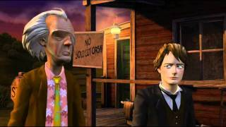Back To The Future: The Game Episode 5 - Outatime