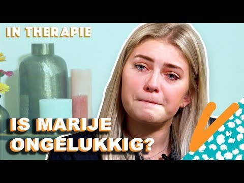 MARIJE ZUURVELD IN TRANEN tijdens THERAPIE sessie | In Therapie - CONCENTRATE VELVET