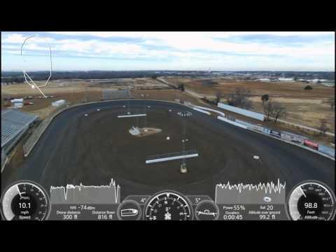Kennedale Speedway Park 1 Jan 2017