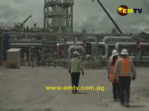 PNG LNG Project Landowners Reassured of Royalty Payments
