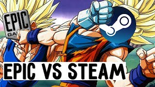 EPIC GAMES wird zu Steam ❓, STEAM wird neu ❗, VAMPIRE Bloodlines 2 wird schön    News #45