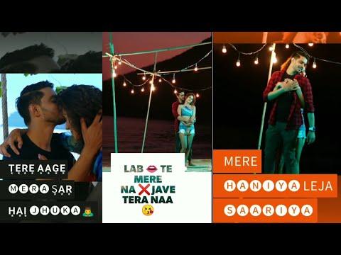 Mirzaye - Ved Sharma - New Romantic ❣️ Whatsapp Status - Full Screen 😘