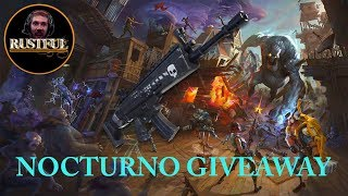 | NOCTURNO GIVEAWAY| PL 103 (Farming Resources) Fortnite - Save The World