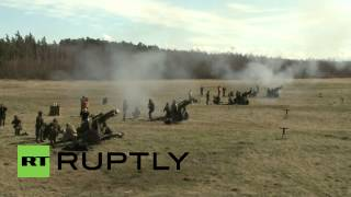 Lithuania: US-Lithuanian joint military drills kick-off in Kairiai
