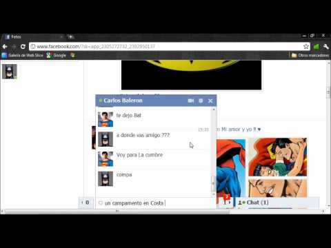 Conversación de SUPERMAN-LUISA-BATMAN