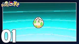"""Pokémon Blaze Black Egglocke - Ep 1 """"Footie Pajamas"""""""