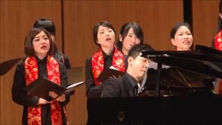 拉縴人青年合唱團 Taipei Youth Choir - Sure On This Shining Night (Moriten Lauridsen)